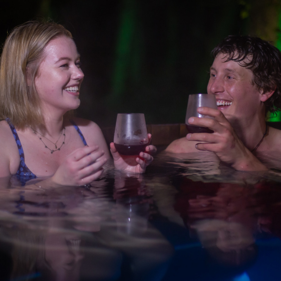Secret Spot Hot Tubs