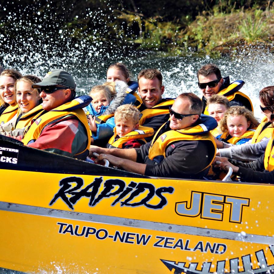 Rapids Jet