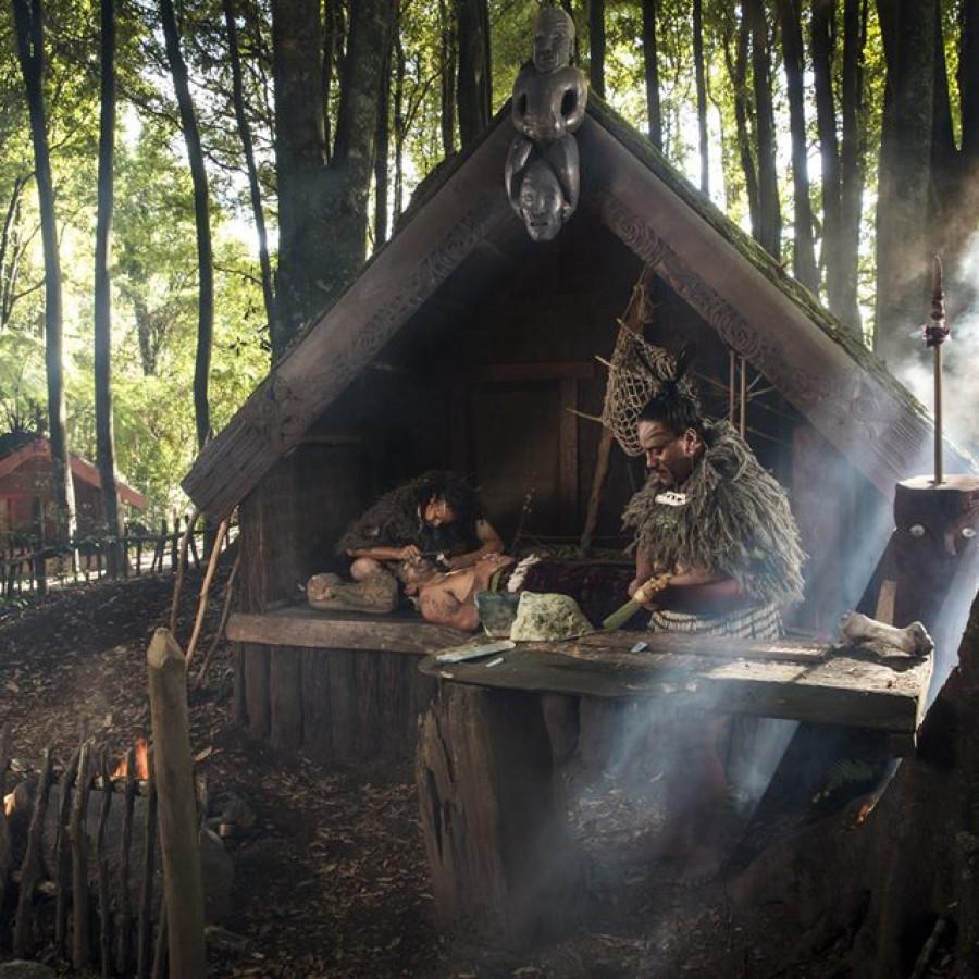Tamaki Māori Village